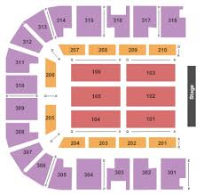 Muskogee Civic Center Tickets In Muskogee Oklahoma Seating