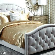 rose gold comforter set gold and white comforter metallic gold bed metallic comforter set white and