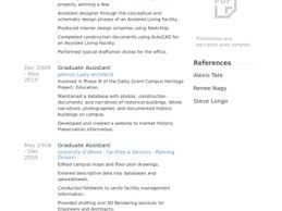 37 Architecture Intern Resume Sample, Intern Architect Resume ...