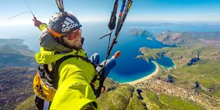 professional paraglider pilot jb chandelier performs outrageous stunts business insider