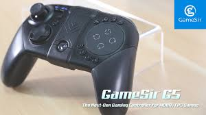 <b>GameSir G5</b>: The next-gen gaming controller for MOBAs & FPSs by ...