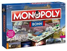 Monopoly Bonn Brettspiel Real