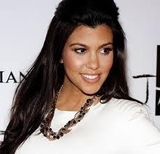 the beautiful kourtney kardashian makeup 6