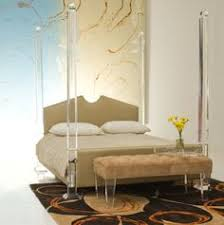 wonderful combination of classic and edgy acrylic furniture lucite