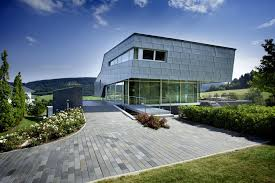 High tech modern architecture buildings Intelligent Bestdesignideascom An Engineers Incredible Hightech Dream Home