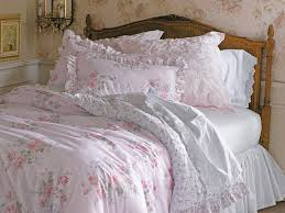 Greenland Home Fashions Blooming Prairie Collection. Laura Ashley ... & simply shabby chic misty rose comforter. Adamdwight.com