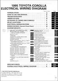 toyota corolla wiring diagram  2002 toyota corolla electrical wiring diagram manual 2002 on 2003 toyota corolla wiring diagram