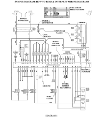 similiar 1995 ford windstar heater diagram keywords 2 sample diagram how to interpret wiring diagrams · ford windstar