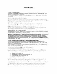 Teenage Resume Examples Beauteous Resume Teenagers First Resume Lovely Samples Resumes For