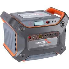 1231Wh Portable Solar Power Generator by <b>Enerplex</b> | <b>Солнечные</b> ...