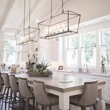 best 25 dining table lighting ideas on dining inside kitchen chandelier ideas