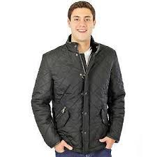 Mens Quilted Jacket | eBay & Men's Barbour Quilted Jacket Adamdwight.com