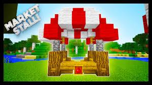 Minecraft Marketplace Design Minecraft How To Make A Market Stall