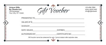 gift voucher template 3i