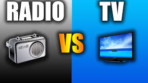 journogyan what is the difference between radio and tv