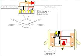 how to install a ceiling fan in a location without existing power Ceiling Fan Wiring Diagram Red Black White 2009 08 02how to install a ceiling fan in a location without existing power ceiling fan wiring diagram red black white