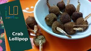 Crab Lollipop Recipe ...