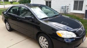 rvs for in addison illinois 2006 toyota corolla for