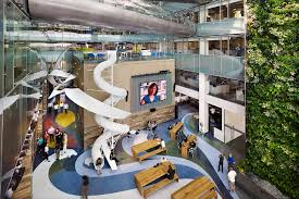 google office space. 8 Of Google\u0027s Crazy Office Spaces Google Space