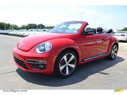 2014 red vw beetle | 2013 Beetle Turbo Convertible - Tornado Red ...