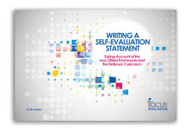 Writing A School Self-Evaluation Statement: Taking Account Of The ...