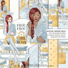 office girl wallpaper. planner girl paper pack, boss stickers, office wallpaper, fashion illustration, african american stickers from froufroucraft wallpaper