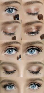 cute makeup ideas for blue eyes best 25 blue eyes pop ideas on