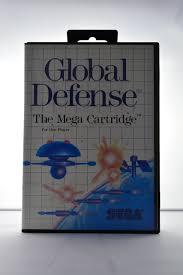 Global Defense Amazon Com Global Defense Sega Master Video Games