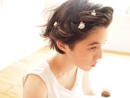 お花を使ったヘアアレンジまとめパーティーやイベントにおすすめ 花嫁
