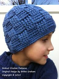 Boys Crochet Hat Pattern