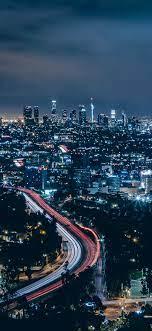 Los Angeles Wallpaper 4k iPhone - Los ...