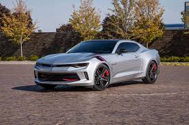 2015 SEMA Preview: Chevrolet to show up at Las Vegas with Red Line ...