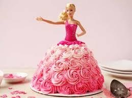 Online Princess Barbie Doll Cake Delivery In Noida Delhi Kc