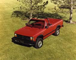 Revisiting Odd Classics: The 1989 Dodge Dakota Convertible