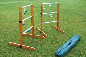Wooden Ladder Ball Game Gorgeous Ladder Ball Dimensions 32 Fun Group Games Ladder Golf Ball Length
