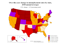 Local Area Unemployment Statistics Home Page
