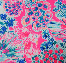 Lily Pulitzer Pattern