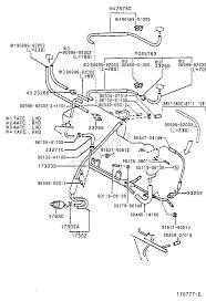 Vacuum piping 9704 4afe7afe toyota corolla ae11ce110 170777e 170777e toyota 4afe engine diagram toyota 4afe engine diagram