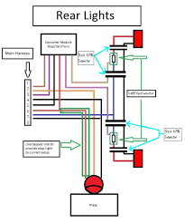wiring diagram for led trailer lights the wiring diagram semi trailer tail light wiring diagram diagram wiring diagram