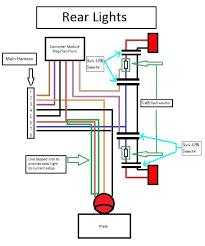 triton towbar wiring harness solutions mitsubishi mitsubishi triton wiring diagram tail lights at imovo