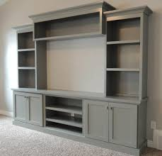 17 diy entertainment center ideas and designs for your new home with new home construction traditional house plans