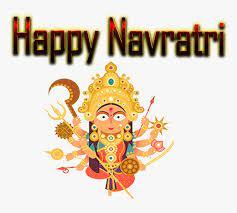 happy navratri png free image