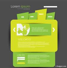 Creative Design Templates Creative Design Websites Templates 4 Designer Green Web Design