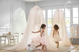 the monique lhuillier x pottery barn kids collab is so dreamy