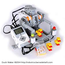 Nxt Vending Machine Amazing LEGO Duck Maker PickaDuck Danny's LAB