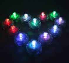 Underwater Led Tea Lights Details About New 36 Pcs Multi Color Changing Underwater Led