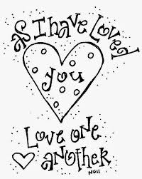 Small Picture Love Quotes Coloring Pages coloring page love one another adult