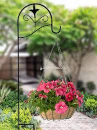 shepherd hooks garden deco beautify