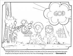 Small Picture Adam And Eve Coloring Pages For Kids aecostnet aecostnet