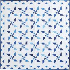 127 best Quilt Kits You'll Love images on Pinterest | Quilt ... & EASY BREEZY One block, two-fabric lap quilt kit Designed by WILL BENNETT  Fabrics Adamdwight.com